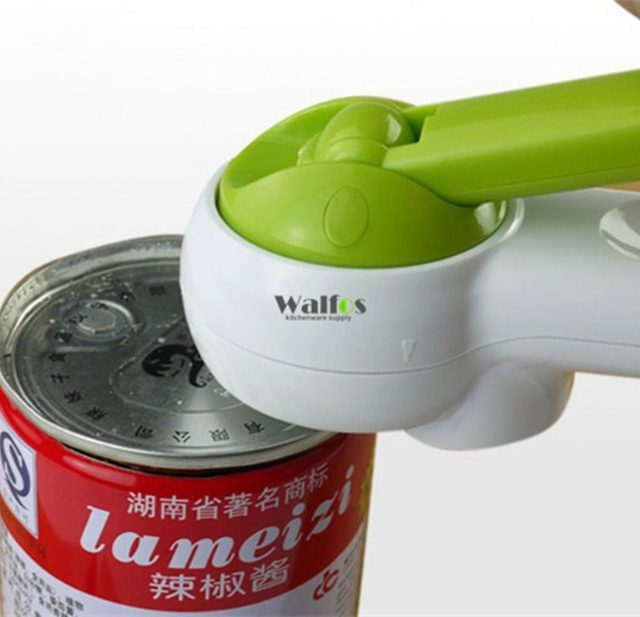 6 Way Universal Can Opener For Opening Jars Cans Bottles Wines. Multi Purpose All Size in One Tool 1 Piece