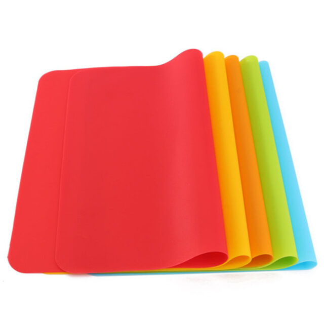 1PC Large High Quality Silicone Mat 60cmx40cm. Baking & Oven Mat, Heat Insulation Pad, Table Mat.