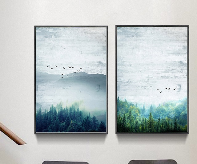 Beautiful Nature Wall Posters for Home Decoration